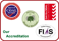 R A Owen Accredited Coal Merchants