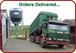 R A Owen Orders Delivered in Mid Wales
