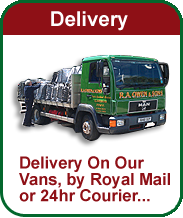 R A Owen and Sons Delivery